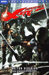 Cover for 100% Marvel. Imposibles X-Force (Panini España, 2011 series) #2 - Nación Deathlock