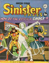 Cover for Sinister Tales (Alan Class, 1964 series) #124 [6p]
