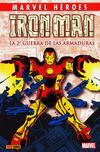 Cover for Coleccionable Marvel Héroes (Panini España, 2010 series) #5 - Iron Man: La 2ª Guerra de las Armaduras