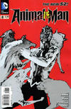 Cover for Animal Man (DC, 2011 series) #8