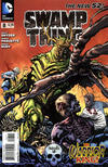 Cover Thumbnail for Swamp Thing (2011 series) #8