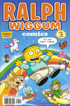 "Cover Thumbnail for Simpsons One-Shot Wonders: Ralph Wiggum Comics (2012 series) #1 [""It's My First Tissue!"" (direct edition)]"