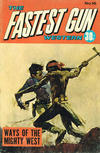 Cover for The Fastest Gun Western (K. G. Murray, 1972 series) #16