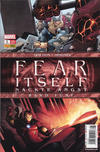 Cover for Fear Itself (Panini Deutschland, 2011 series) #5