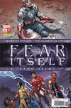 Cover for Fear Itself (Panini Deutschland, 2011 series) #6