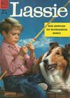 Cover for Lassie (Tessloff, 1959 series) #2