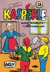 Cover for Kasperle (Zauberkreis Verlag, 1958 series) #58