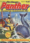 Cover for Die blauen Panther (Bastei Verlag, 1980 series) #5 - Die Gefangenen des Eismeeres