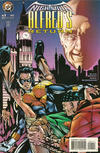 Cover for Nightwing: Alfred's Return (DC, 1995 series) #1 [Direct Sales]
