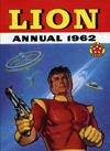 Cover for Lion Annual (Fleetway Publications, 1954 series) #1962
