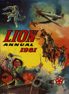 Cover for Lion Annual (Fleetway Publications, 1954 series) #1961