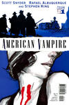 Cover for American Vampire (DC, 2010 series) #1 [2nd Print]
