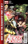 Cover for Avengers Academy (Marvel, 2010 series) #28