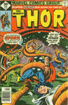 Cover Thumbnail for Thor (1966 series) #256 [Whitman Edition]