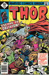 Cover Thumbnail for Thor (1966 series) #259 [Whitman]