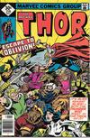 Cover for Thor (Marvel, 1966 series) #259 [Whitman]