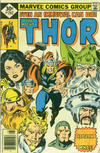 Cover for Thor (Marvel, 1966 series) #262 [Whitman Edition]