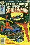 Cover for The Spectacular Spider-Man (Marvel, 1976 series) #6 [Whitman]