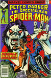 Cover for The Spectacular Spider-Man (Marvel, 1976 series) #7 [Whitman]