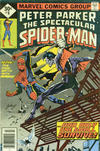Cover for The Spectacular Spider-Man (Marvel, 1976 series) #8 [Whitman]
