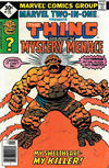 Cover Thumbnail for Marvel Two-In-One (1974 series) #31 [Whitman]