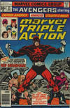 Cover for Marvel Triple Action (Marvel, 1972 series) #35 [Newsstand]