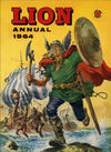 Cover for Lion Annual (Fleetway Publications, 1954 series) #1964