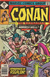 Cover for Conan the Barbarian (Marvel, 1970 series) #72 [Whitman]