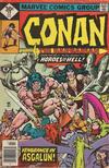 Cover Thumbnail for Conan the Barbarian (1970 series) #72 [Whitman]