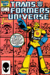 Cover Thumbnail for The Transformers Universe (1986 series) #1 [Direct Edition]