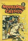 Cover for Hopalong Cassidy (K. G. Murray, 1954 series) #70