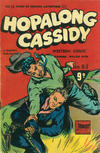Cover for Hopalong Cassidy (Cleland, 1948 ? series) #63