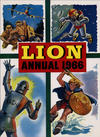 Cover for Lion Annual (Fleetway Publications, 1954 series) #1966