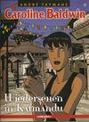 Cover for Caroline Baldwin (comicplus+, 2001 series) #9 - Wiedersehen in Katmandu
