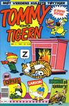 Cover for Tommy og Tigern (Bladkompaniet / Schibsted, 1989 series) #11/1991