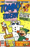 Cover for Tommy og Tigern (Bladkompaniet / Schibsted, 1989 series) #12/1991