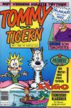 Cover for Tommy og Tigern (Bladkompaniet / Schibsted, 1989 series) #1/1992