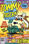 Cover for Tommy og Tigern (Bladkompaniet / Schibsted, 1989 series) #2/1992