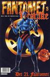 Cover for Fantomets krønike (Semic, 1989 series) #3/1993