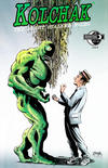 Cover for Kolchak: The Night Stalker Files (Moonstone, 2010 series) #3
