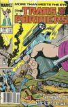 Cover for The Transformers (Marvel, 1984 series) #13 [Newsstand]