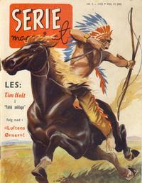 Cover Thumbnail for Seriemagasinet (Serieforlaget / Se-Bladene / Stabenfeldt, 1951 series) #2/1955