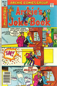 Cover Thumbnail for Archie's Joke Book Magazine (Archie, 1953 series) #277
