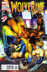 Cover Thumbnail for Wolverine (Marvel, 2010 series) #303