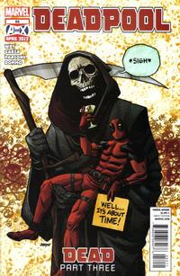 Cover for Deadpool (Marvel, 2008 series) #52
