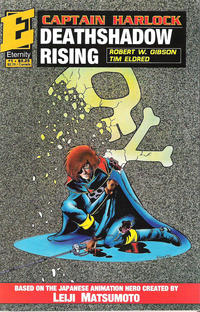 Cover Thumbnail for Captain Harlock: Deathshadow Rising (Malibu, 1991 series) #1