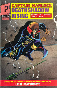 Cover Thumbnail for Captain Harlock: Deathshadow Rising (Malibu, 1991 series) #3