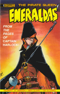 Cover Thumbnail for Emeraldas (Malibu, 1990 series) #1