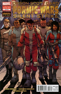 Cover Thumbnail for Formic Wars: Silent Strike (Marvel, 2012 series) #3