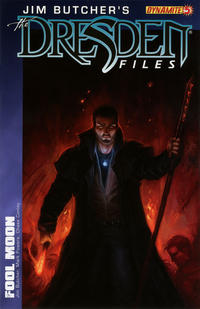 Cover Thumbnail for Jim Butcher's The Dresden Files: Fool Moon (Dynamite Entertainment, 2011 series) #5
